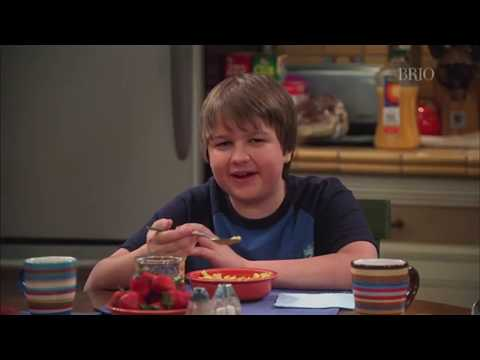 Two And A Half Men: The Book Report (all Scenes) - Slovenian Subtitles