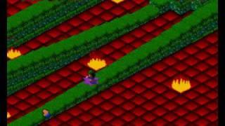 Lemmings Paintball Walkthrough (Part 17) Mayhem Difficulty - Levels 17 - 19