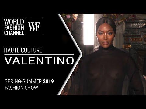 Valentino Haute couture spring-summer 2019