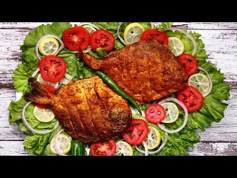 Know About The Health Benefits Of Eating Pomfret