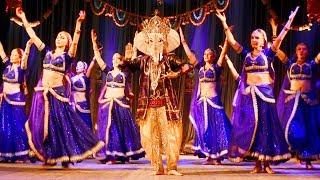 Deva Shri Ganesha, Indian Dance Group Mayuri, Russia