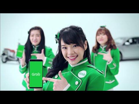 โฆษณา Grab x BNK48 ชีวิตดีเมื่อมีแกร็บ