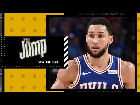 How long could Ben Simmons really sit out? | The Jump