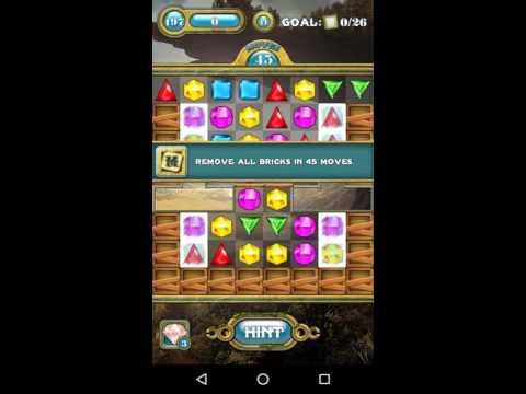 Jewels Saga World 4 level 197 (Android)