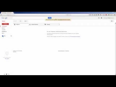 Google Mail Emails zurückrufen 2015