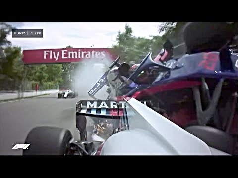Best Onboards | 2018 Canadian Grand Prix