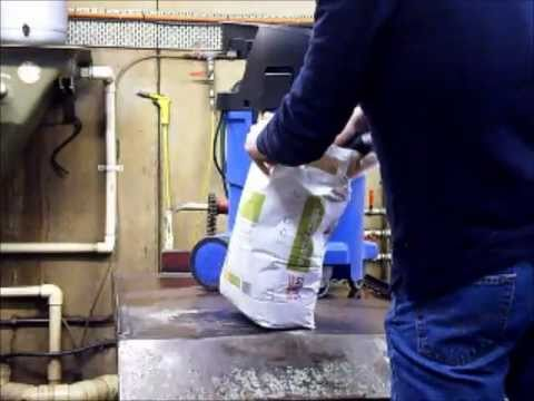 Powervac nilfisk alto xtreme clean cement dust demo youtube for Cleaning concrete dust