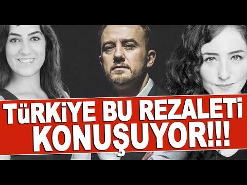 YOK ARTIK DEDİRTEN SKANDAL!!! Uğur Arda Aydın, Mana Alkoy ve Nazife Aksoy'u....