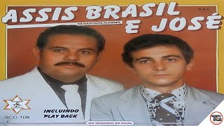 💿Assis Brasil & José - CD No Tribunal de Deus