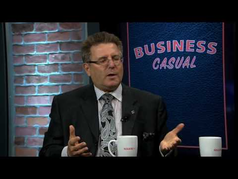Business Casual S01 Ep 12 - Interview with the MBOT President David Wojcik