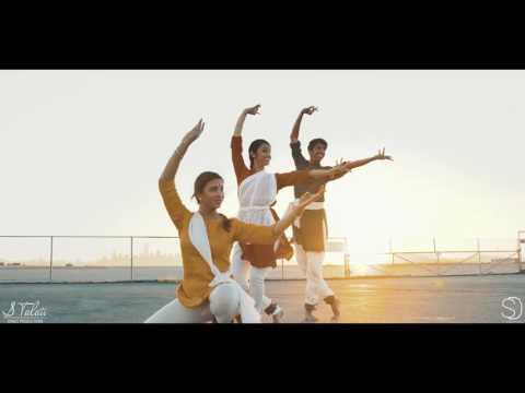 Dhinaku Dhin Jiya- Classical Fusion- One Take (4K)
