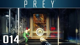 PREY [014] [Gefangen in der Psychotronik] [2017] Let's Play Gameplay Deutsch German thumbnail