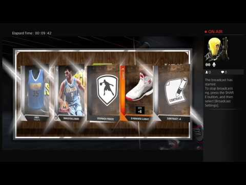 2k16 myteam: Defensive Player Of The Year Packs