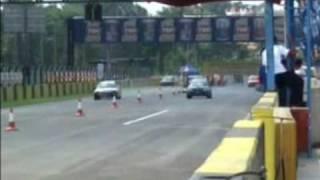 Adithyo Perdhana (SAYAP Band & Sonic Speed Team) Toyota Starlet GT Vs Honda Estilo