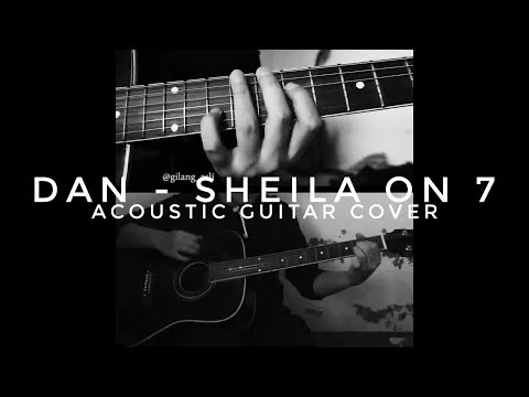 Dan - Sheila on 7 - Acoustic cover