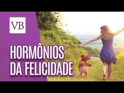 Hormônios da Felicidade - Você Bonita (18/07/18)