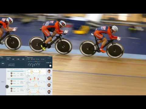 USA Cycling App Real Time