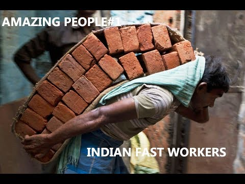 Indian Amazing Fast Workers|Amazing People#1|IFV