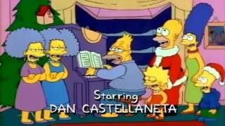 The Simpsons Christmas Special Credits (1989)