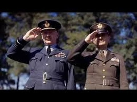 Bombing Germany Documentary on the Controversial Bombing of Germany in WWII - History Channel -