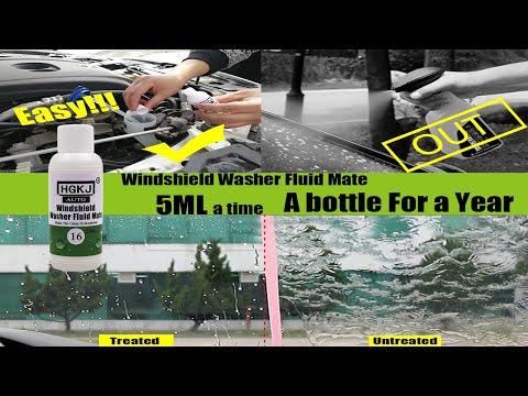 DIY-Windshield Washer Fluid Mate-BY HGKJ