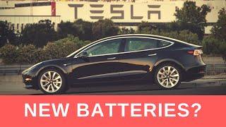 Tesla Model 3 Gets New Battery Cells (4416) - Teslanomics Live for July 24th, 2017