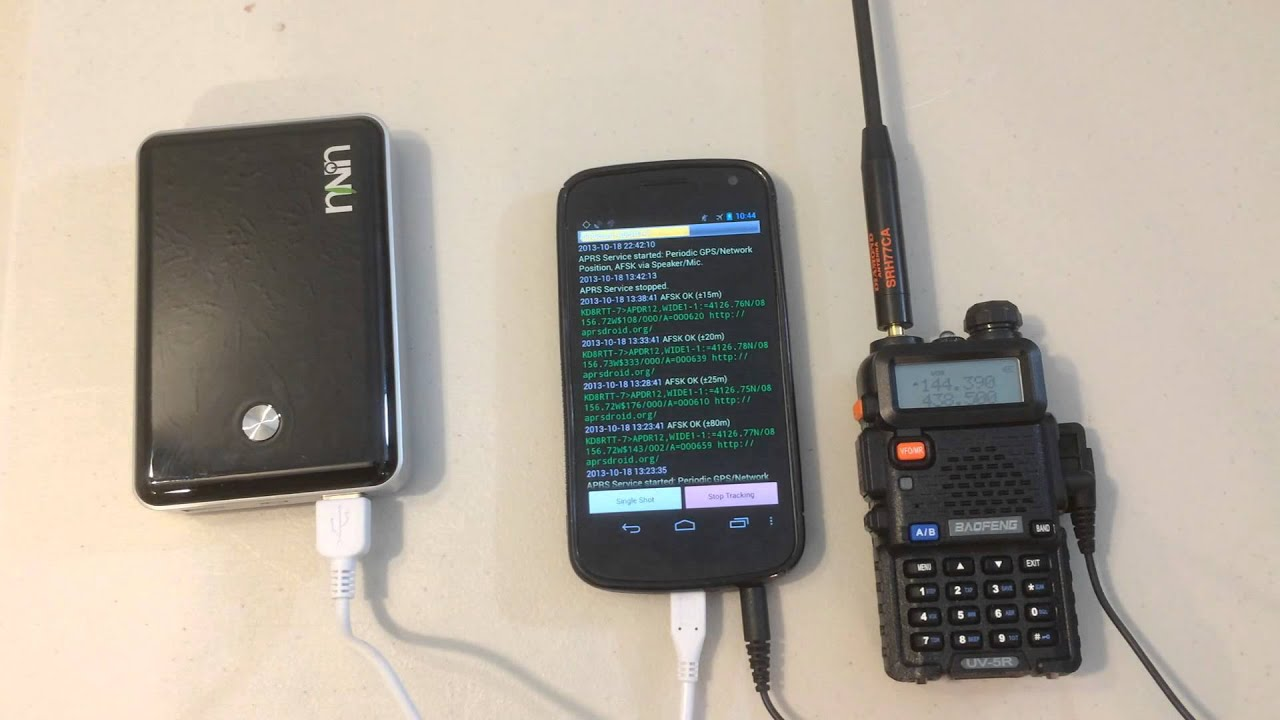 Get Started with APRS for only $30!