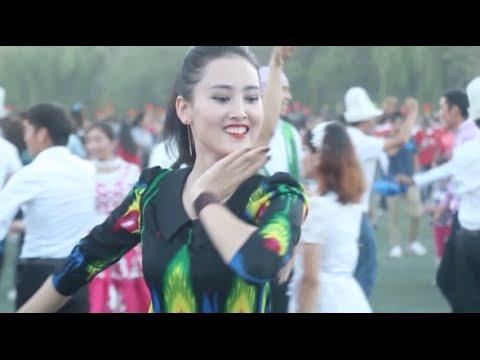 Grand Gathering Held to Celebrate Eid Al Adha in Northwest China