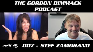 Podcast 007 - Stef Zamorano