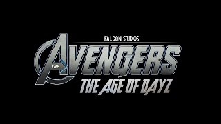 #DayZ ~ The Avengers: The Age Of DayZ