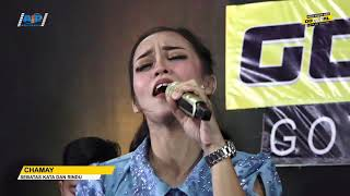 CHAMAY - SEBATAS KATA & RINDU (cover) GOMBBAL Eps. 4