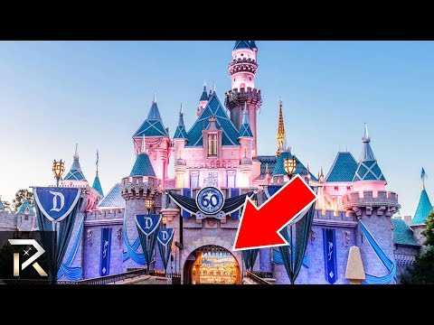 25 Most Astonishing Facts About DISNEYLAND