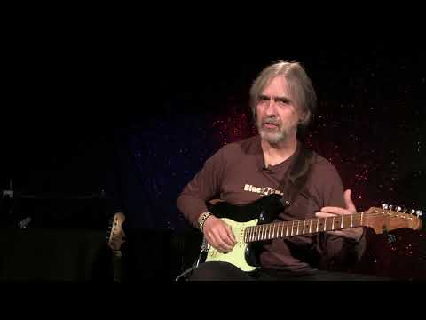 Dean Brown - Guitar Lesson - Upper Structure Chord Concepts 1