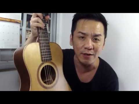 Journey Instruments Overhead OF410 Guitar Review in Singapore