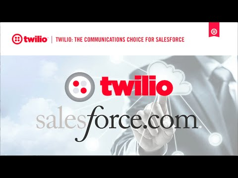 Salesforce and Twilio - SF Salesforce Dev User Group