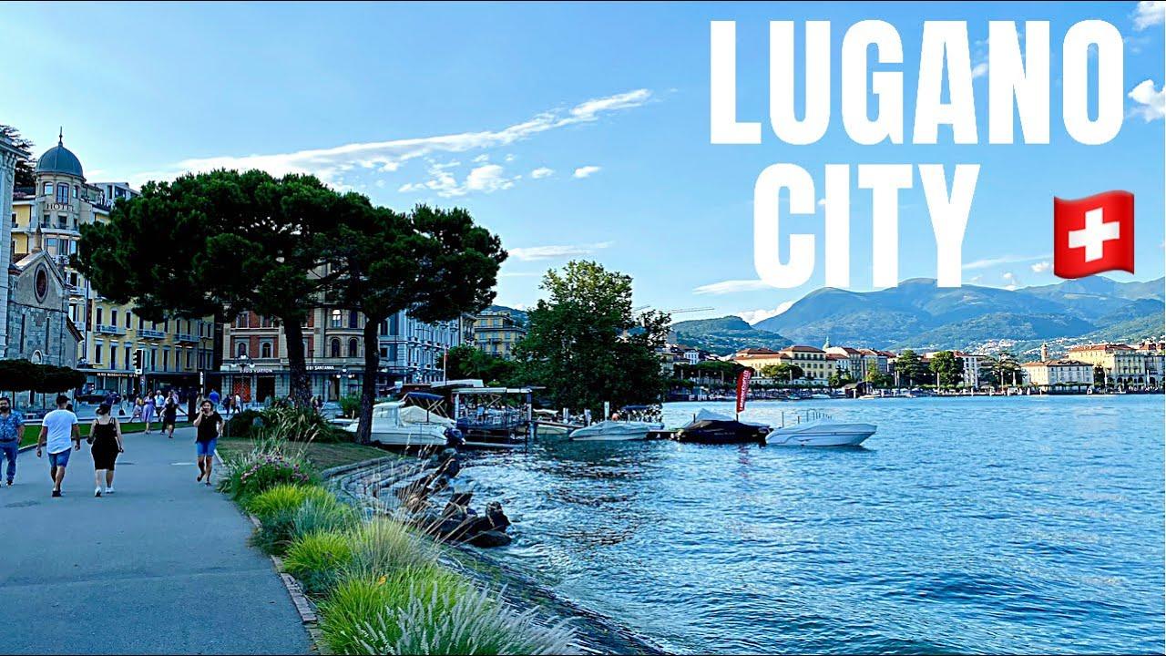 Download Lost in the Streets of Lugano🌆    beautiful Lugano City   Lugano Lake   Switzerland 🇨🇭