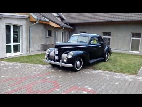 1940 Nash Lafayette bussines coupe od Oldcars.koudy