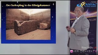 Vortrag: Axel Klitzke - Die ägyptischen Pyramiden - Teil 2, Mysterien Zyklus 2014