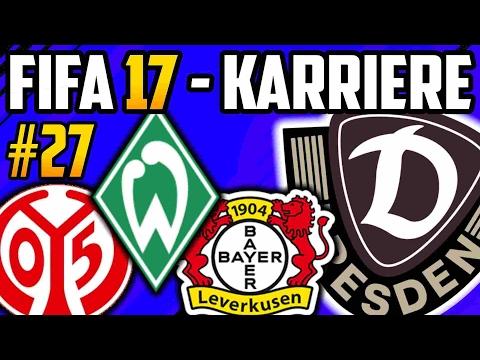 Die Bundesliga wird hart!! - FIFA 17  Dresden Karriere: Lets Play #27