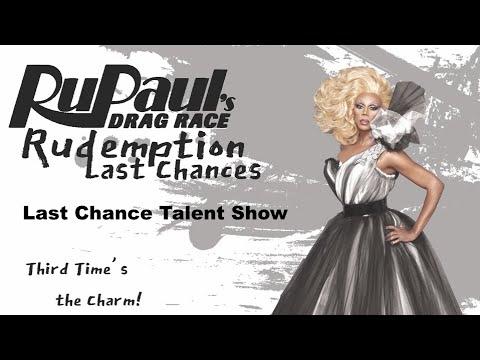 Download Fantasy #DragRace - Rudemption Last Chances: Episode 1 (Last Chance Talent Show)