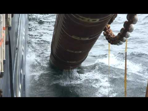 Jumbo Offshore: The Kikeh Project - installation of mudmats and mooring piles