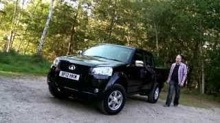 Great Wall Steed expert car review