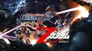 Dynasty Warriors: Gundam 3 - Mobile Suit Zeta Gundam - Storm over Kilimanjaro