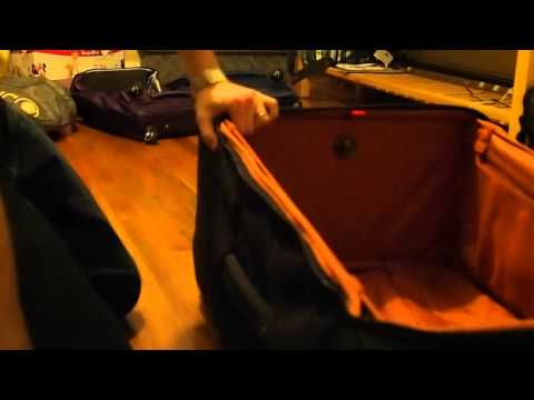 Review of Biaggi Luggage / Suitcases
