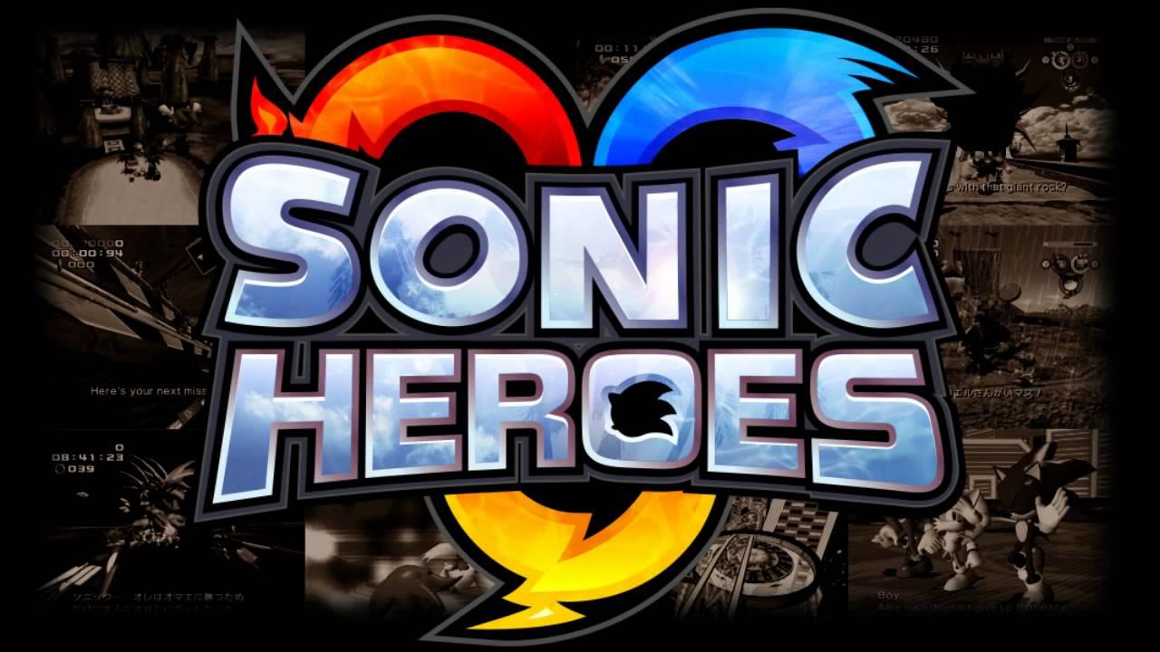 sonic heroes this machine
