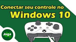 Como conectar o controle de Xbox One no PC Windows 10 via Bluetooth