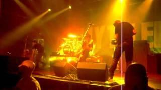 Billy Talent - Devil On My Shoulder [Gitarren Solo] LIVE @ Bielefeld 16.11.2009