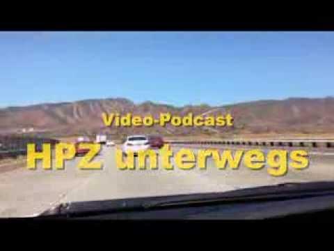 """#036# Video-Podcast """"HPZ unterwegs"""", Route No. 36"""