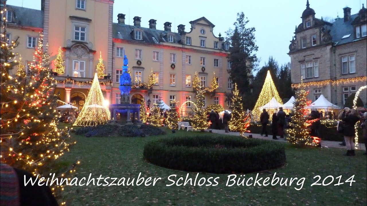 weihnachtszauber weihnachtsmarkt schloss b ckeburg am 3. Black Bedroom Furniture Sets. Home Design Ideas