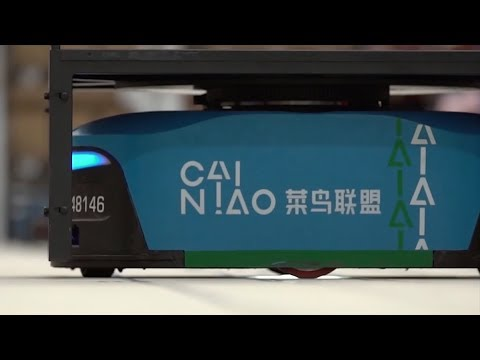 this-is-how-china's-largest-automated-warehouse-works